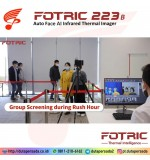 Fotric 223B Thermal Imaging Camera for Fever Screening with AI Facial Detection
