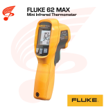 Fluke 62 Max Digital Handheld Infrared Thermometer