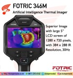 FOTRIC 346M Artificial Intelligence Thermal Imager / Thermal Imaging Camera
