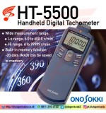 Ono Sokki HT-5500 Handheld Digital Tachometer