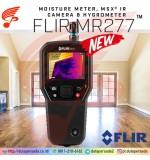 Flir MR277 Moisture Hygrometer & MSX IR Camera for Building Inspection