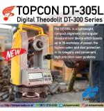 Topcon DT-305L Digital Theodolite