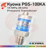 Kyowa PGS-100KA 10MPa 35kHz Small-sized Pressure Transducer