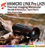 HIKMICRO LYNX Pro LH25 384x288 12μm 25mm lens Thermal Monocular